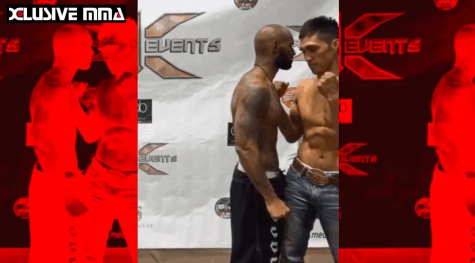 Sale Sport ko Rafael Brewster Fight Highlight