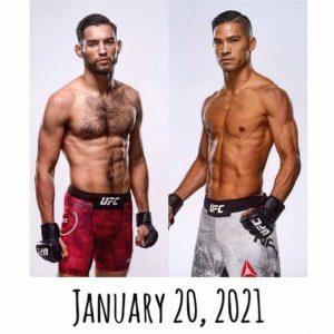 Tyson NAm vs MAtt Schnell