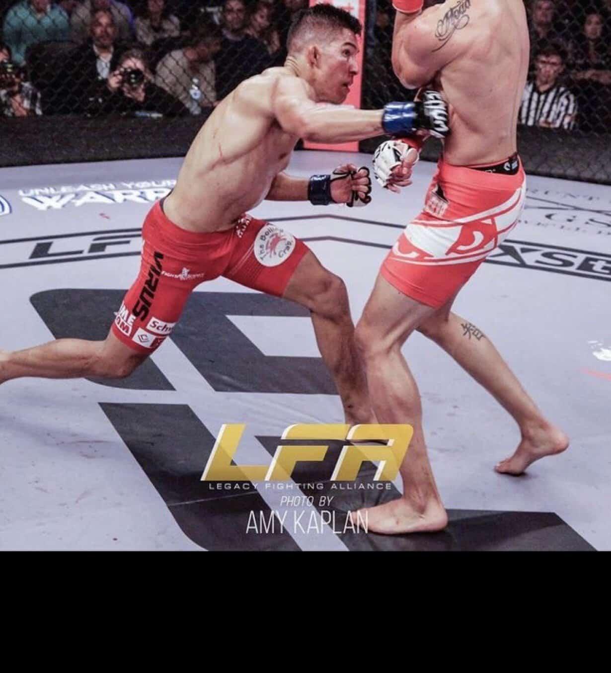 Hawaii MMA News: UFC Fighter Vince Cachero LFA Fan Choice Awards nominee!