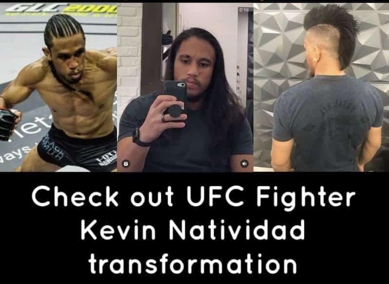 Kevin Natividad Haricut