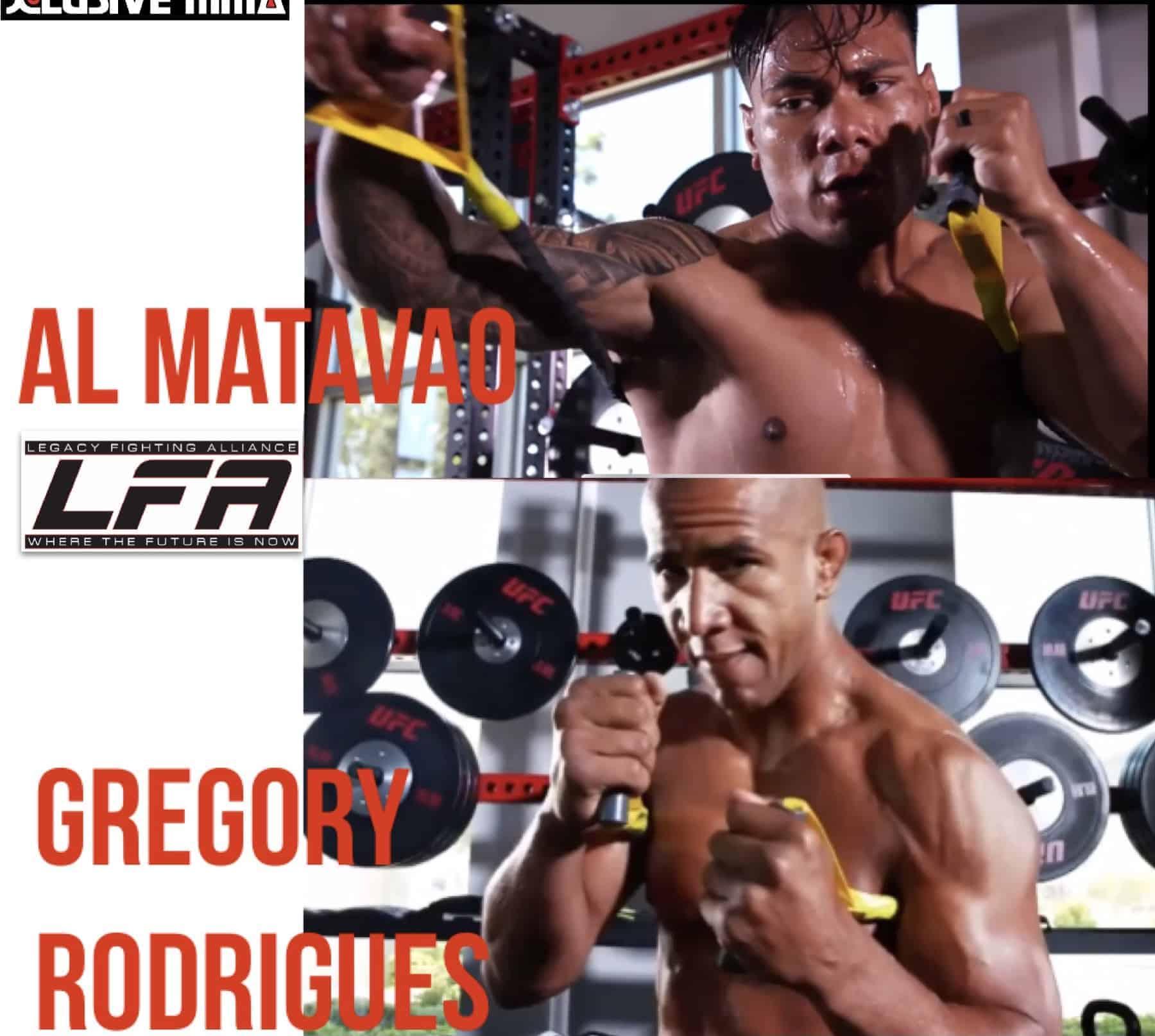 LFA 102 AL MAtavao vs Gregory Rodrigues