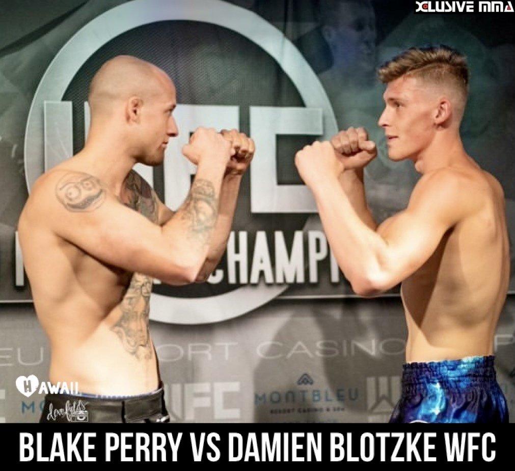 Blake Perry Damien Blotzke Faceoffs