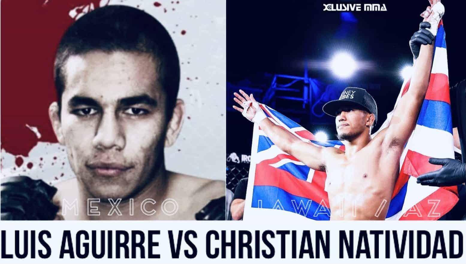 Christian Natividad vs. Luis Aguirre