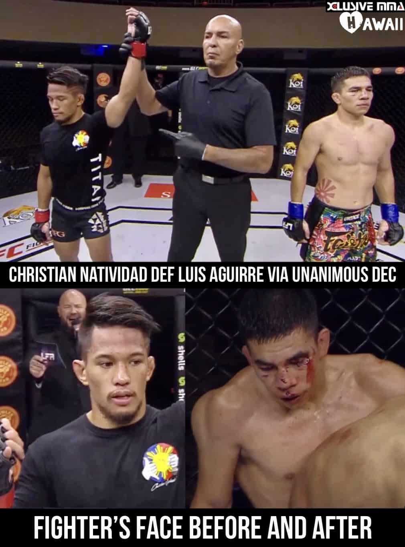 LFA 110 Christian Natividad vs Luis Aguirre