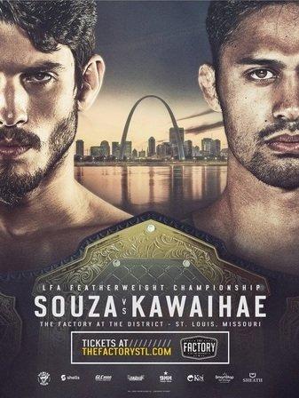 LFA114 Bruno Souza vs Canaan kawaihae