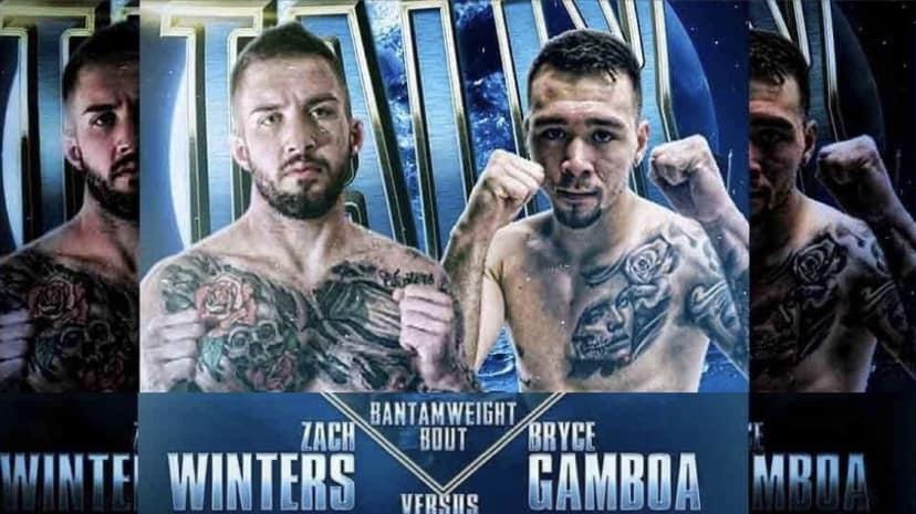 Combat NIght MMA Bryce Gamboa vs Zach Winters