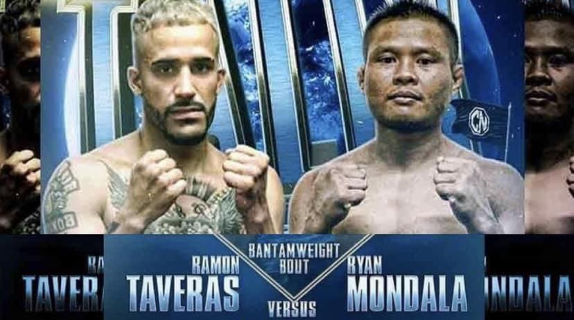 Combat Night Fight of the Night Ryan Mondala vs Ramon Taveras